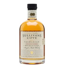 Whiskey Sullivan's Cove Double Cask Single Malt 750ml