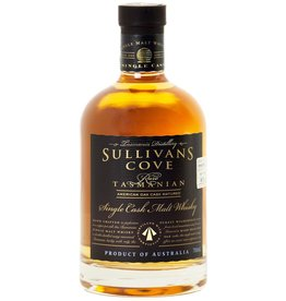 Whiskey Sullivan's Cove American Oak Cask 750ml