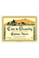 French Wine Thivin Brouilly  2013 375ml
