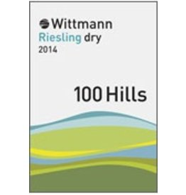 German Wine Wittman 100 Hills Riesling 2015 750ml