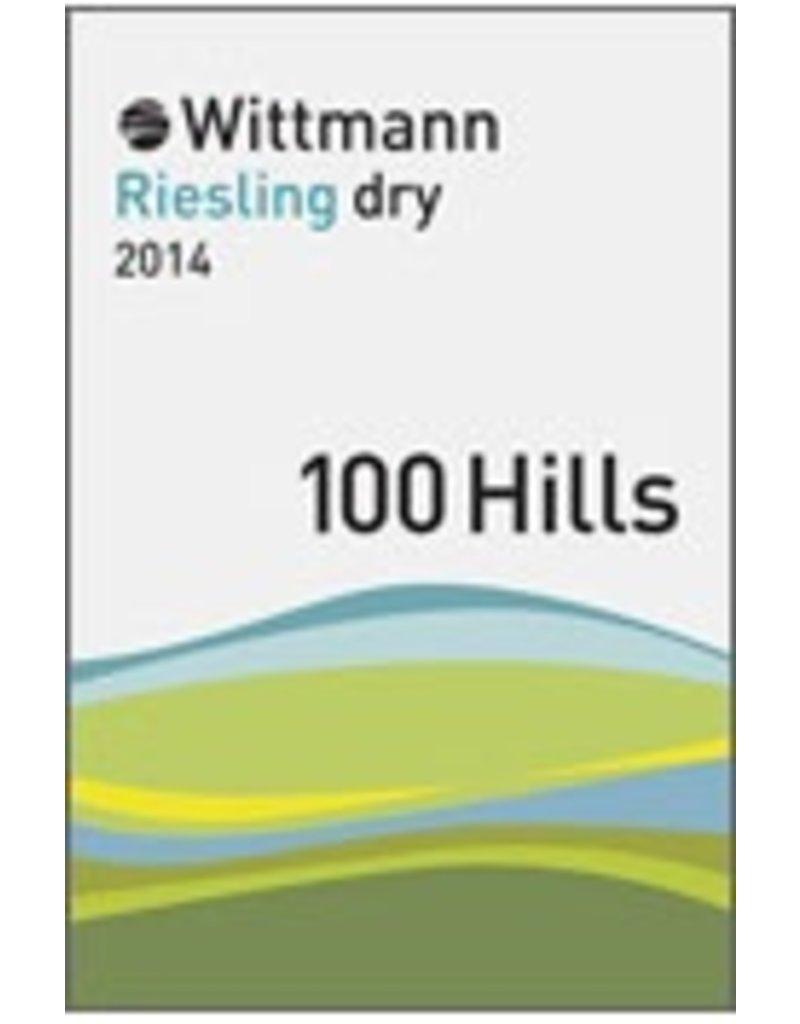German Wine Wittman 100 Hills Riesling 2015 750ml