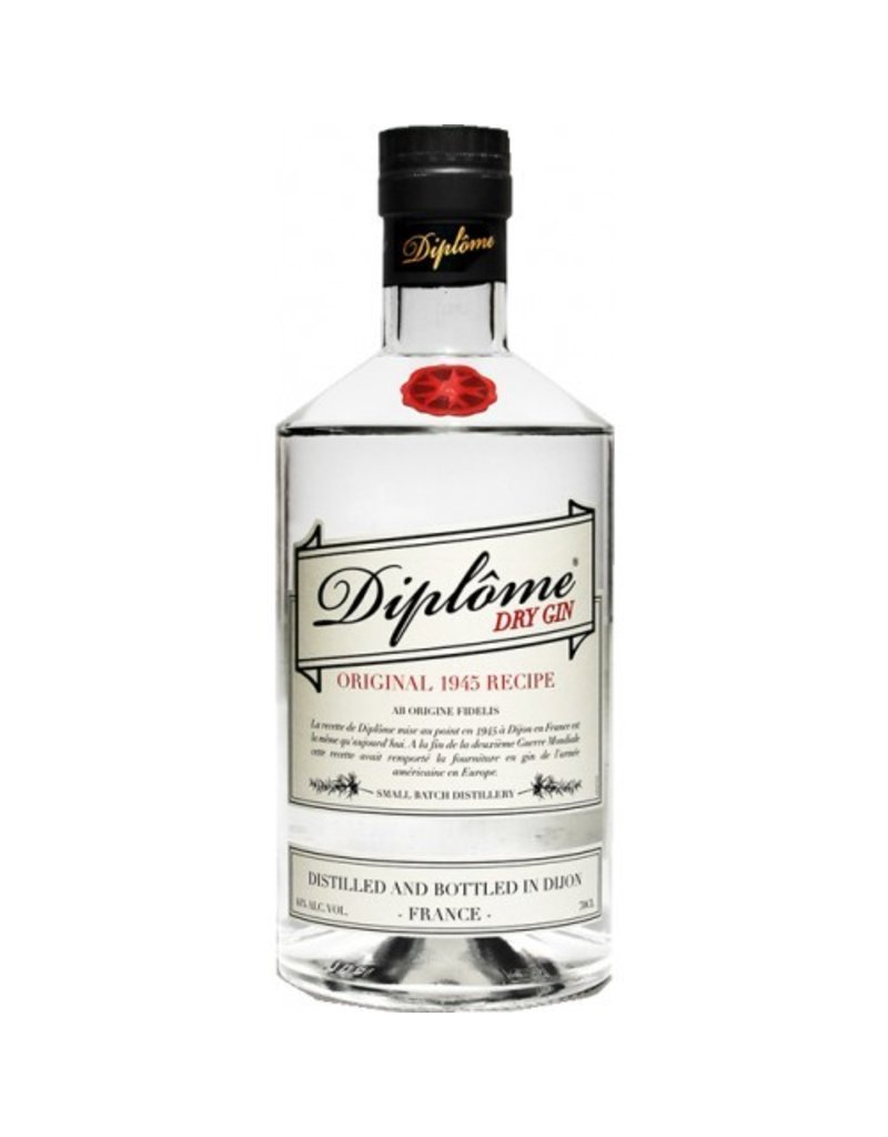 Gin Diplomé French Gin 750ml