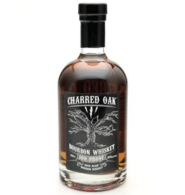 Bourbon Yahara Bay Charred Oak 100 Proof Whiskey 750ml