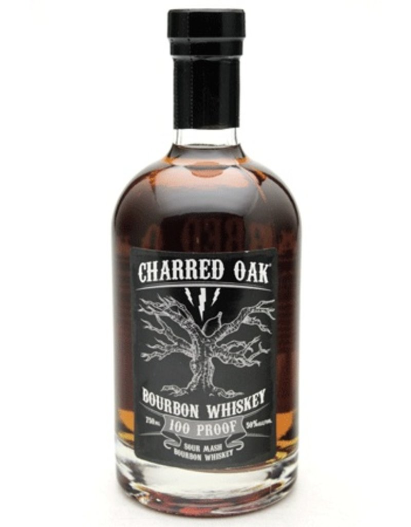 Bourbon Yahara Bay Charred Oak 100 Proof Whiskey 750ml