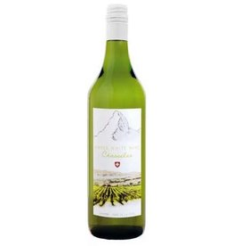 Swiss Wine Cave de La Cote Chasselas Romand 2016 750ml