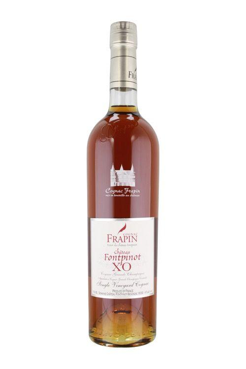 Brandy Frapin Fontpinot Cognac XO 750ml