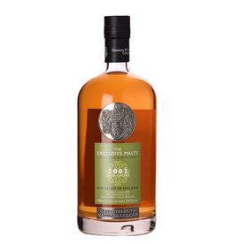 Irish Whiskey The Exclusive Malts Irish Whiskey 12 Year 2003 Cask Strength 53.6%abv 750ml
