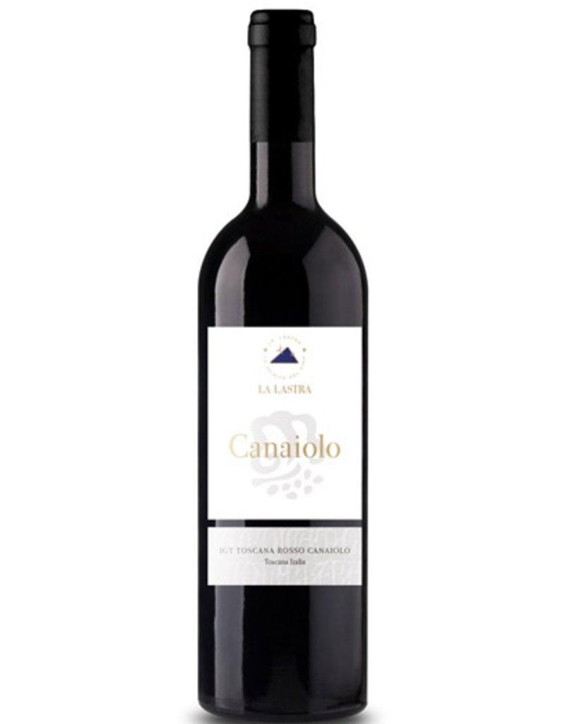 Italian Wine La Lastra Canaiolo Toscana Rosso 2014 750ml