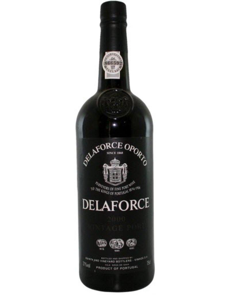Dessert Wine Delaforce 2000 Vintage Port 750ml