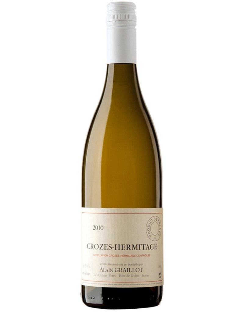 French Wine Alain Graillot Crozes-Hermitage Blanc 2013 750ml