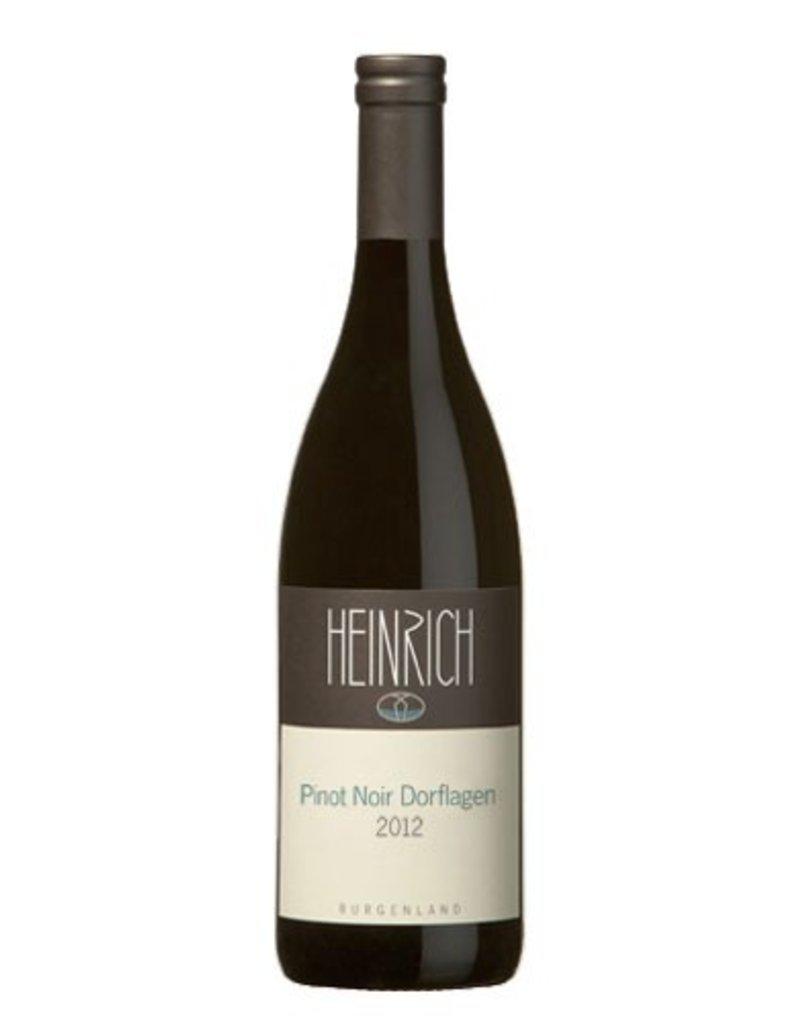 Austrian Wine Heinrich Dorflagen Pinot Noir 2012 750ml