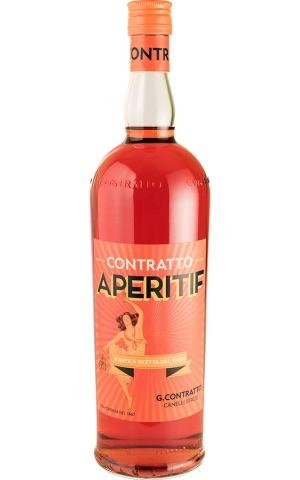 Liqueur Contratto Aperitif One Liter