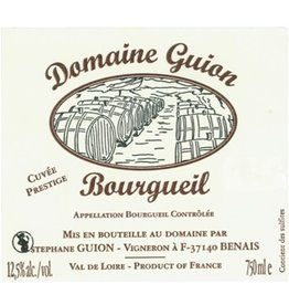 "French Wine Domaine Guion Bourgueil ""Cuvée Prestige"" 2013 750ml"