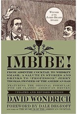 Books Imbibe by David Wondrich