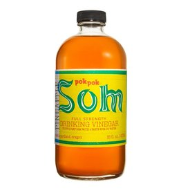 Mixer Pok Pok Som Pineapple Full Strength Drinking Vinegar 16oz