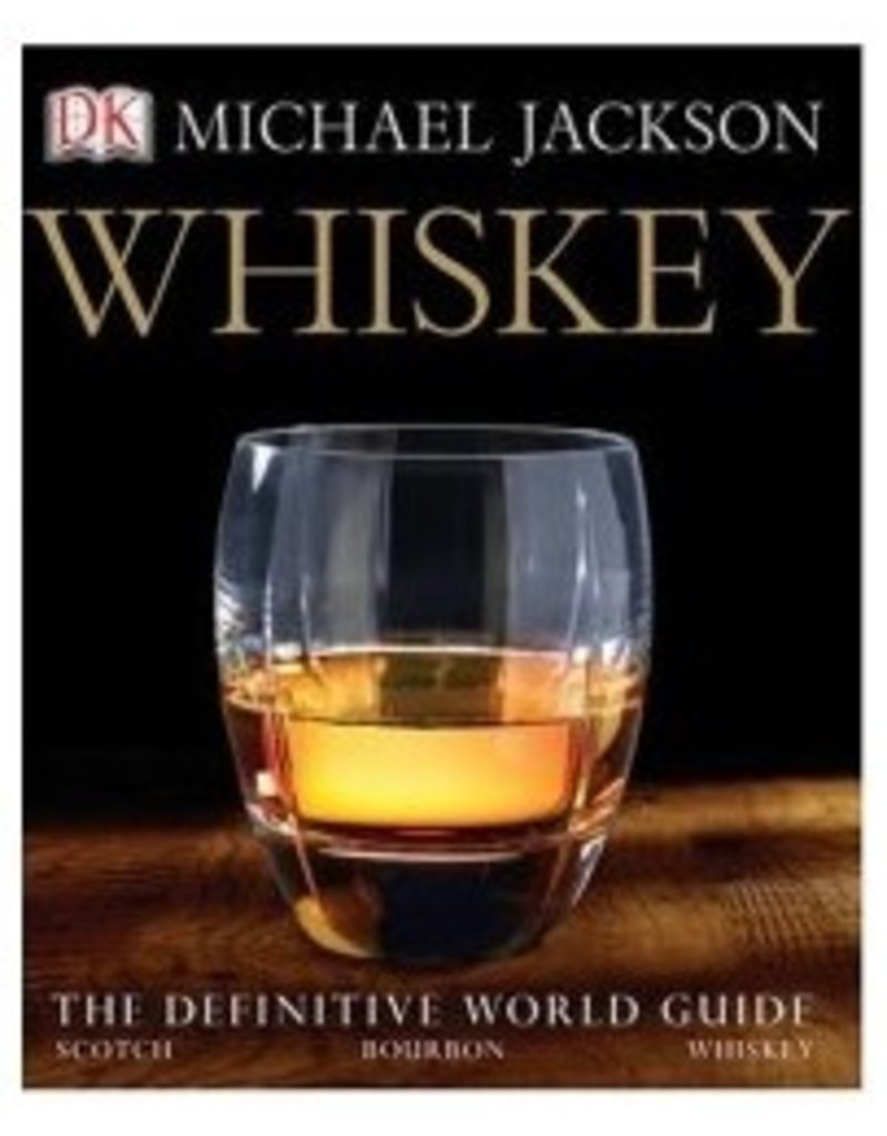 Books Whiskey by Michael Jackson