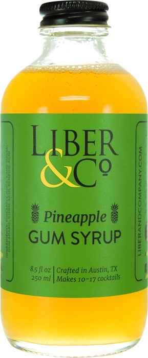 Mixer Liber & Co. Pineapple Gum Syrup 250ml