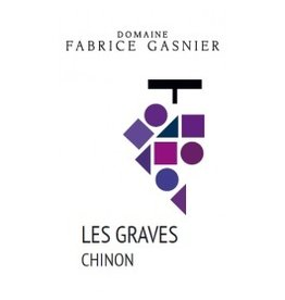 "French Wine Fabrice Gasnier ""Les Graves"" Chinon 2015 750ml"