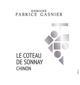 French Wine Domaine Fabrice Gasnier Le Coteau de Sonnay Chinon Blanc 2013 750ml