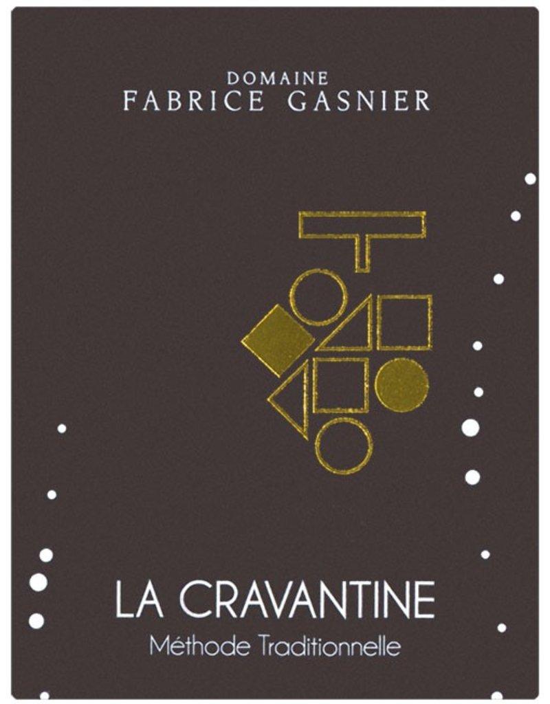 """Sparkling Wine Fabrice Gasnier """"La Cravatine"""" Val de Loire Sparkling Rosé 750ml"""