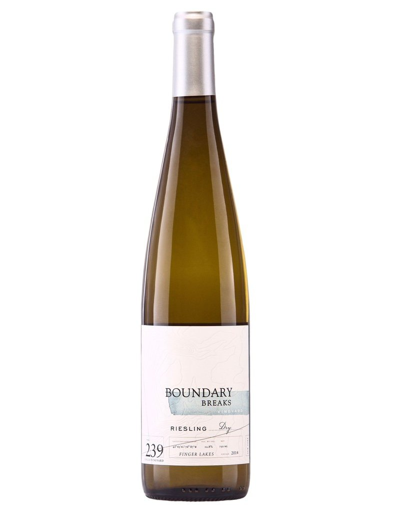 American Wine Boundary Breaks Riesling 2014 750ml