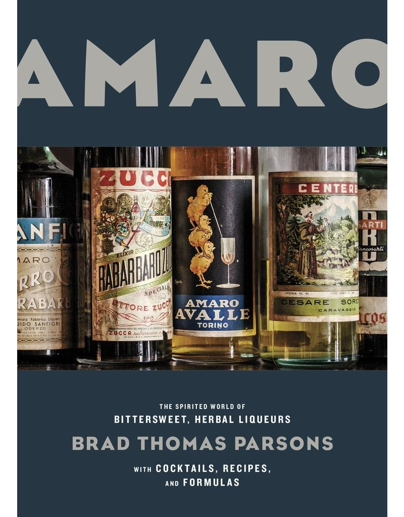 Miscellaneous Amaro by B.T. Parsons