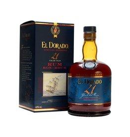 Rum El Dorado 21 Year Special Reserve Rum 750ml