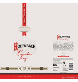 Beer Rodenbach Caractére Rouge 2013 750ml