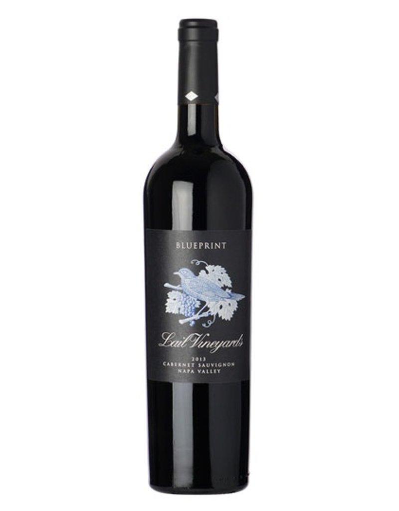 American Wine Lail Blueprint Cabernet Sauvignon 2013 750ml