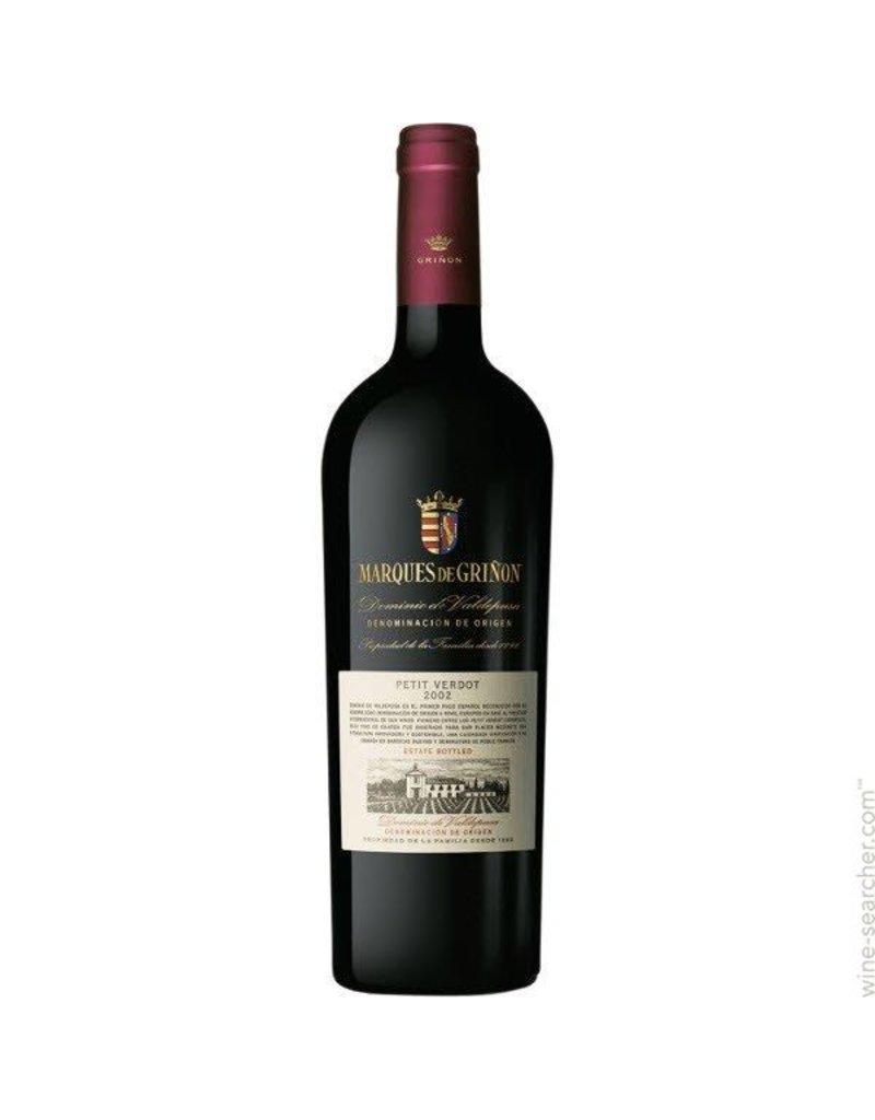 Spanish Wine Marques de Grinon Domino de Valdepusa Petit Verdot 2008 750ml