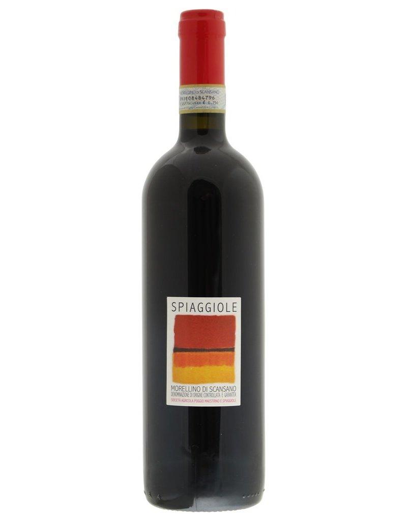 Italian Wine Spiaggiole Morellino di Scansano 2013 750ml