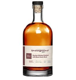 Bourbon Cleveland Underground Bourbon Whiskey Finished with Cherry Wood Batch 2 750ml