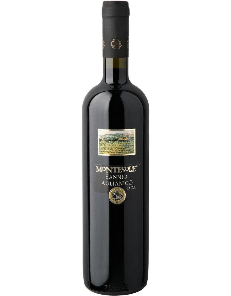 """Italian Wine Montesole """"Sairus"""" Sannio Aglianico 2011 750ml"""