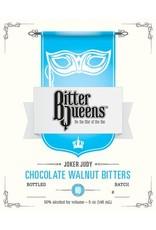 Bitter Bitter Queens Chocolate Walnut Bitters 5oz