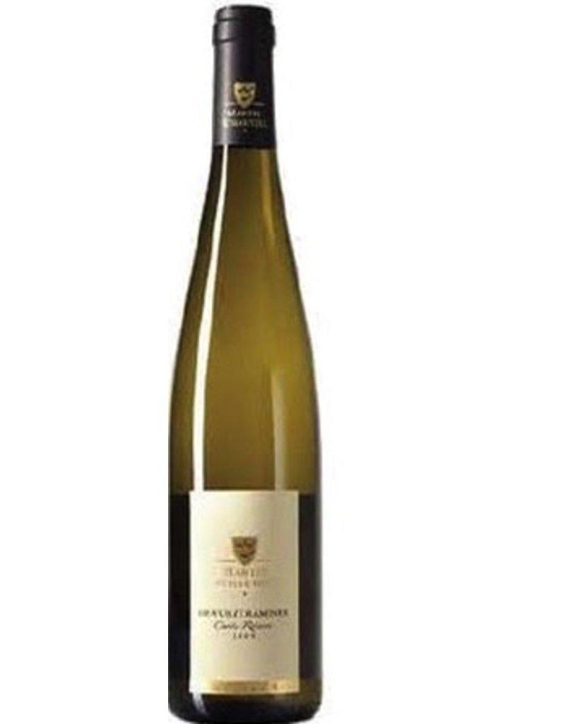 """French Wine Martin Schaetzel """"Cuvée Reserve"""" Gewurztraminer 2012  750ml"""