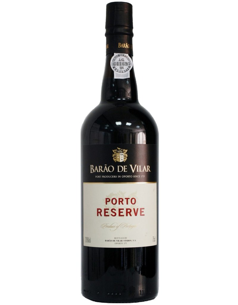 Dessert Wine Barao de Vilar Porto Reserve 750ml