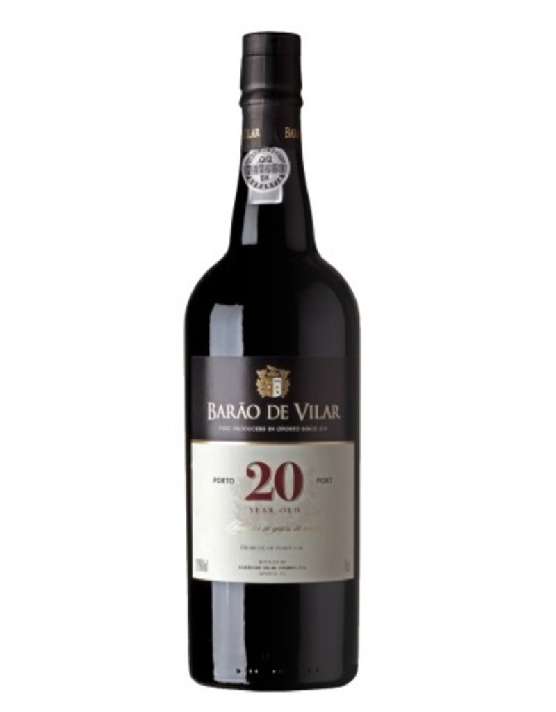 Dessert Wine Barao de Vilar 20 Year Tawny Port 750ml