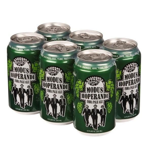 Beer Ska Brewing Modus Hoperondi 6pack Cans