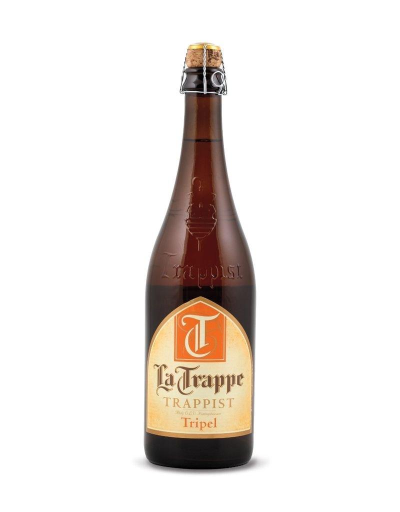 Beer La Trappe Tripel 750ml
