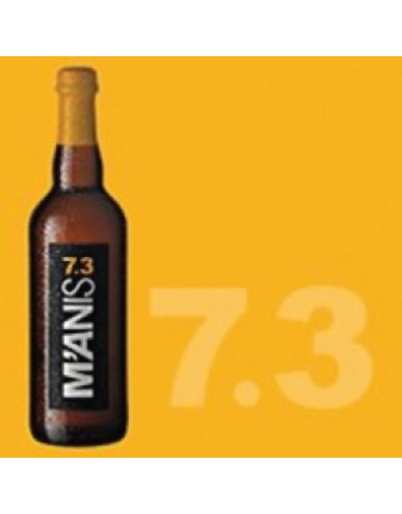Beer M'Anis 7.3 750ml