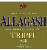 Beer Allagash Tripel 4pack Bottles