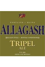 Beer Allagash Tripel 4pack Bottles