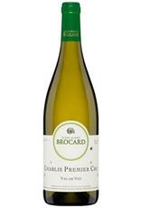 French Wine Jean-Marc Brocard Chablis 1er Cru Vau de Vey 2015 750ml