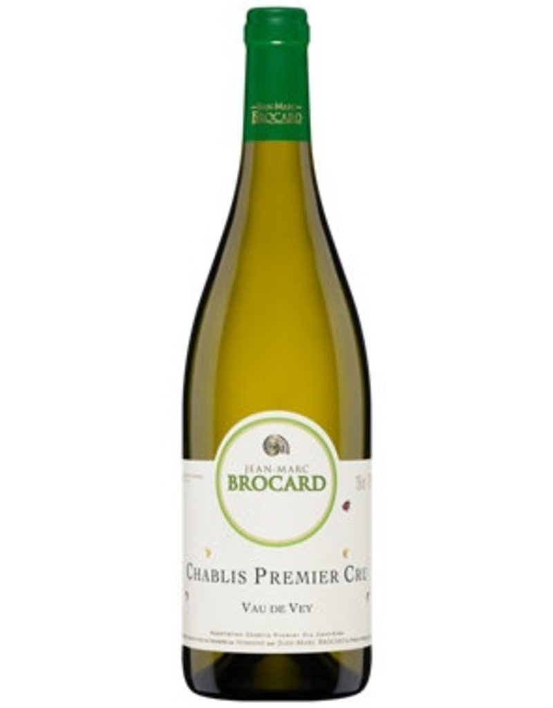 French Wine Jean-Marc Brocard Chablis 1er Cru Vau de Vey 2013 750ml