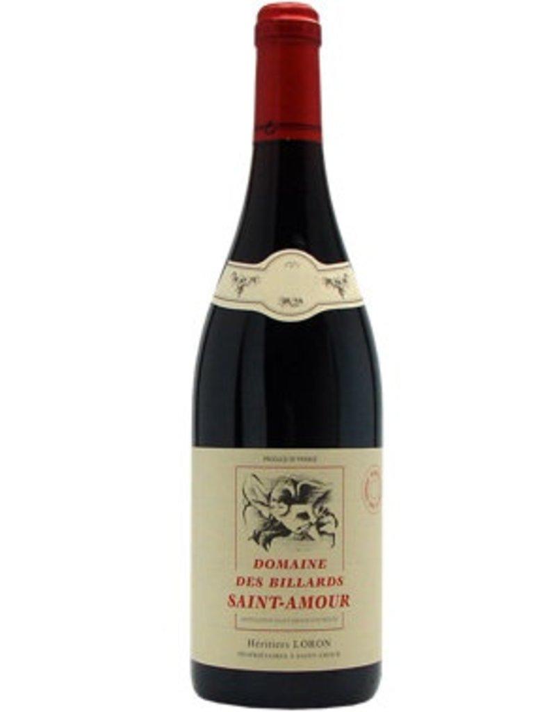 French Wine Domaine Des Billards Saint-Amour 2014 750ml