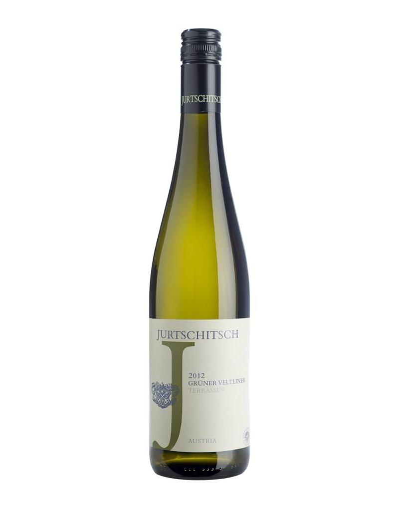 """Austrian Wine Jurtschitsch """"Terrassen"""" Gruner Veltliner 2016 750ml"""