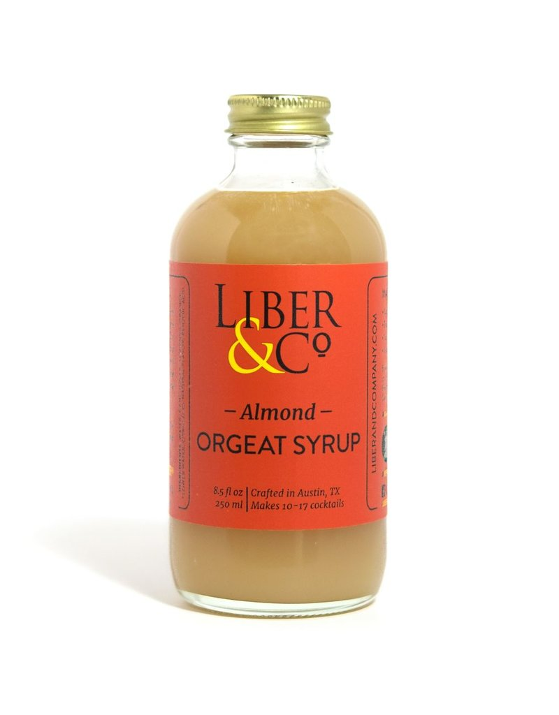 Mixer Liber & Co. Almond Orgeat Syrup 250ml