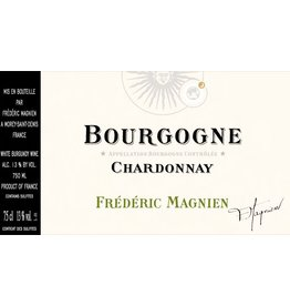 French Wine Frederic Magnien Bourgogne Blanc 2013 750ml