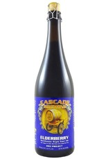 Beer Cascade Brewing Elderberry Northwest Sour Ale 750ml
