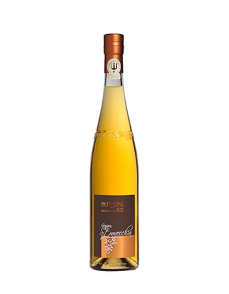 Brandy Pisoni Grappa di Stravecchia Aged Grappa 750ml